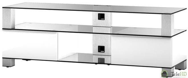 TV stolek MD9140 (bílé skříňky)
