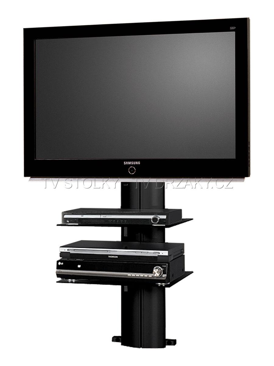 Nástěnný Televizní stojan - Orion 1 Black