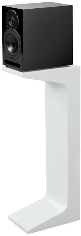 Designové stojany na repro NORSTONE ARKEN STAND (bílé)