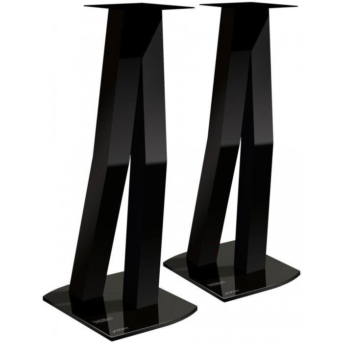 Designové stojany na repro NORSTONE WALK STAND (černé)