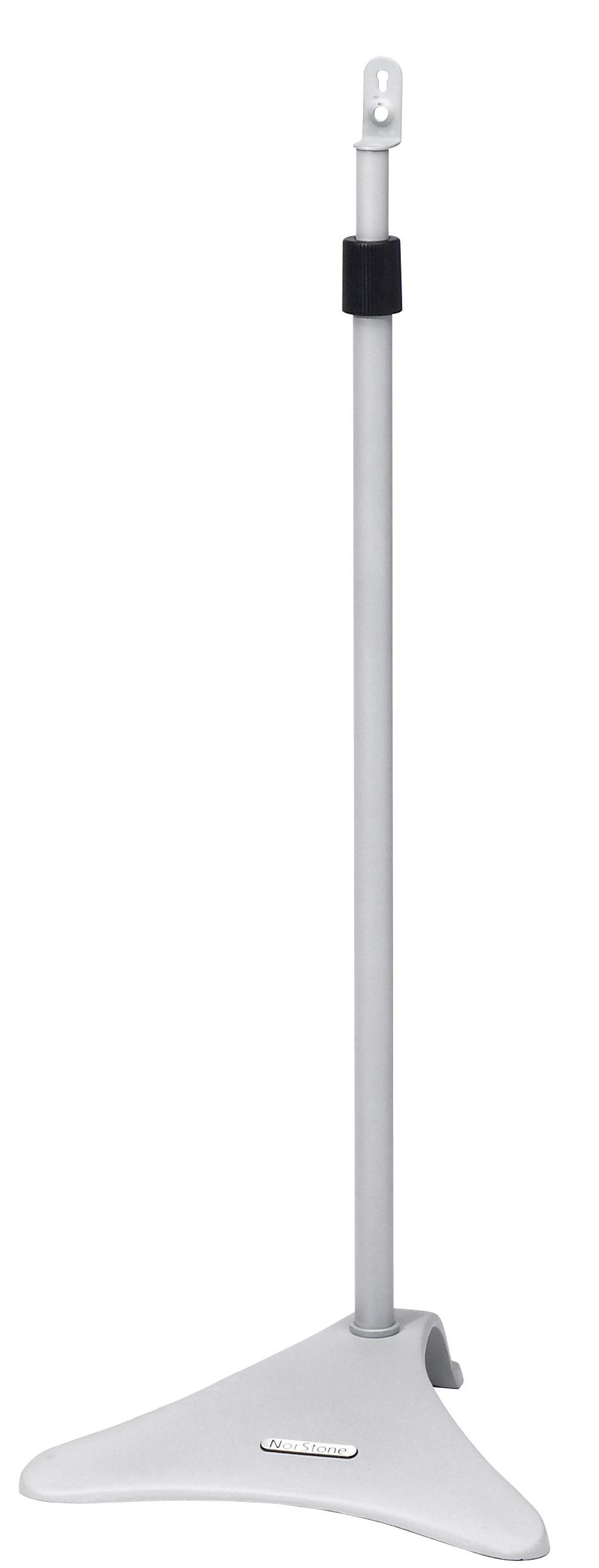 Satelitní stojany na repro NORSTONE FINN (stříbrné)