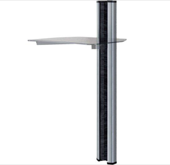 Krycí lišta Ultimate W90 (černá/stříbrná)