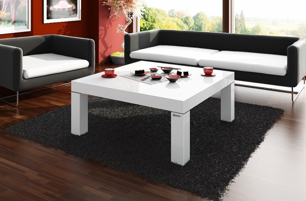 Konferenční stolek KW80 (výběr barev)