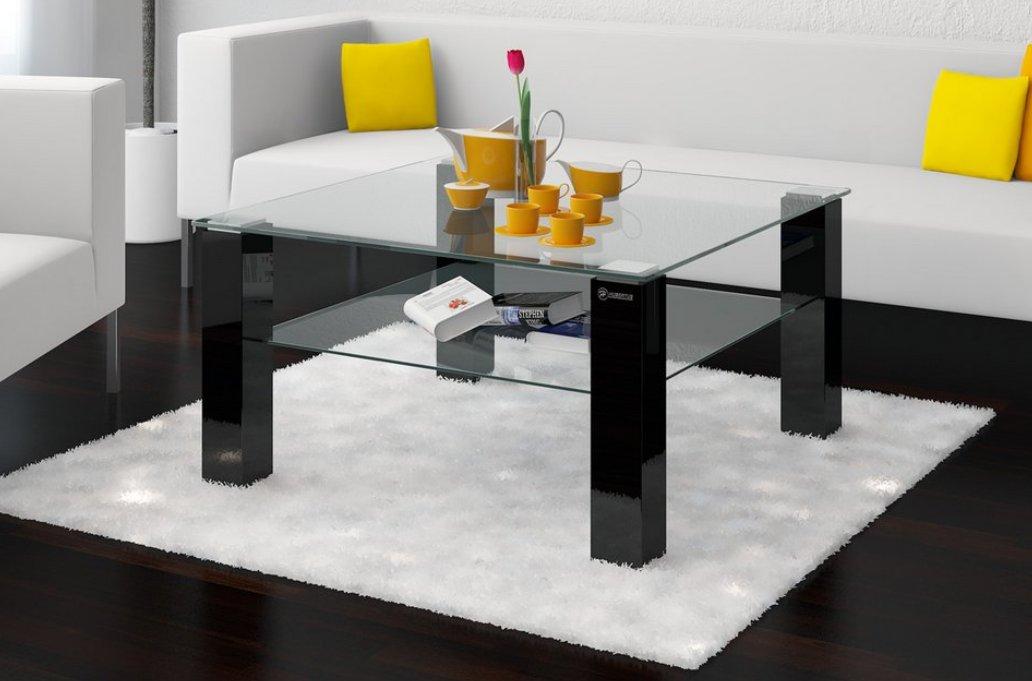 Konferenční stolek Isola (výběr barev)