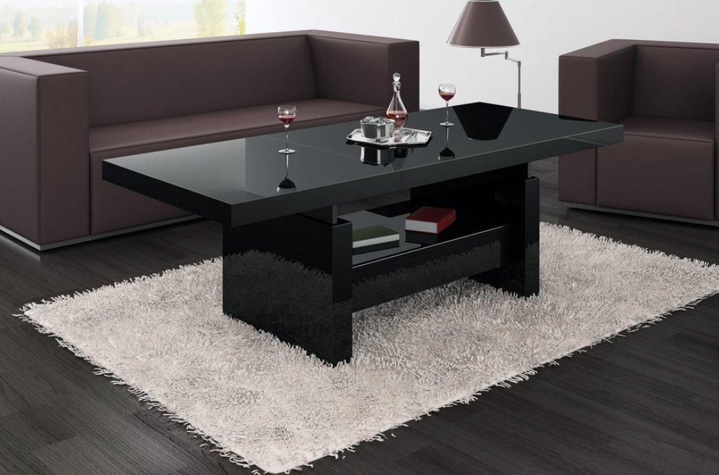 Konferenční stolek Aversa (výběr barev)