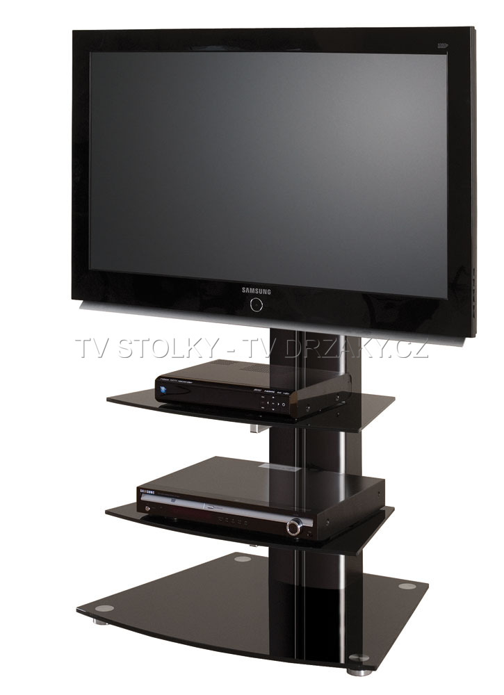 TV stojan - ALLADYN 2 Black